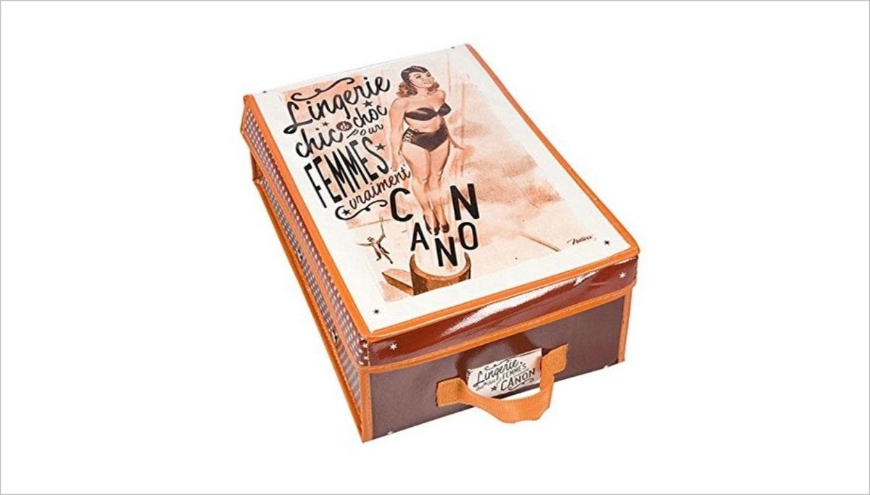 Boîte à lingerie vintage