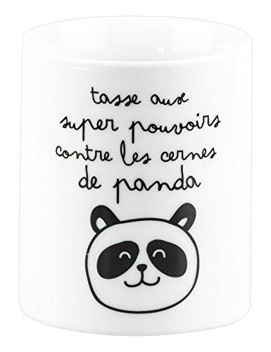Mug contre les cernes de panda