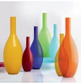 Vase fin Leonardo (plusieurs couleurs et tailles)