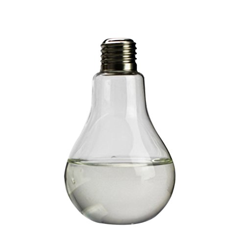 Petit vase ampoule original