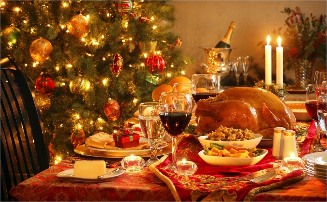 Bien recevoir à Noël