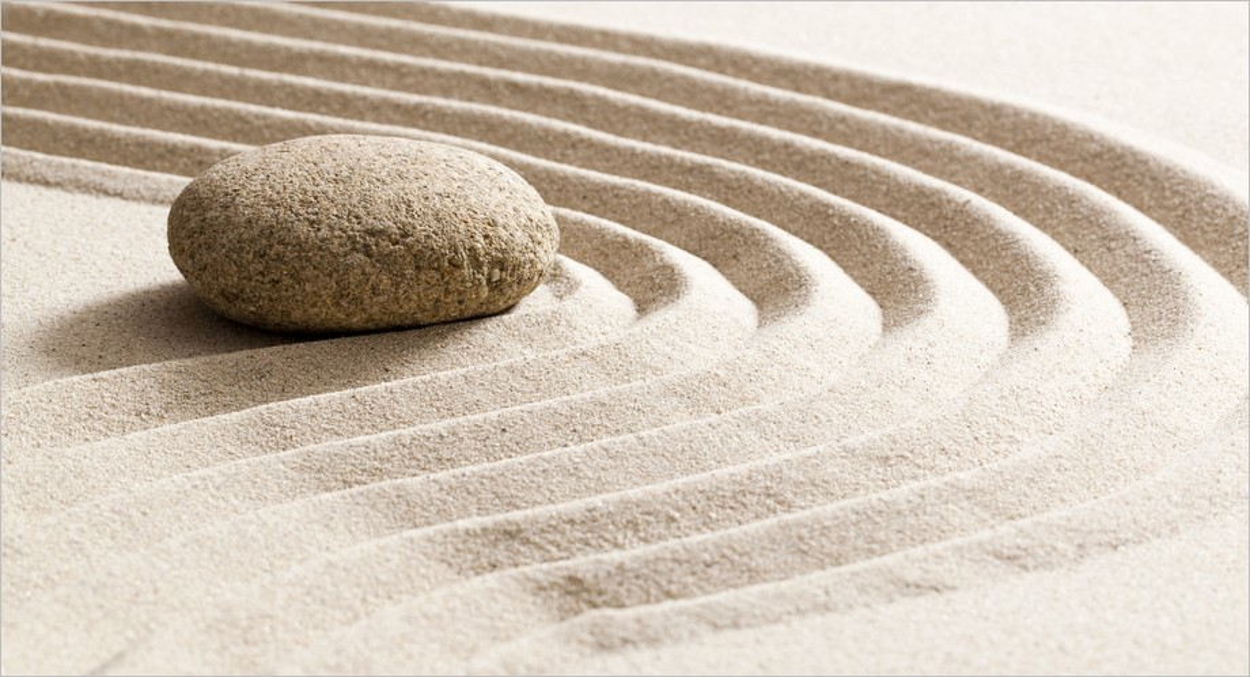 Le feng shui, une ambiance calme et zen
