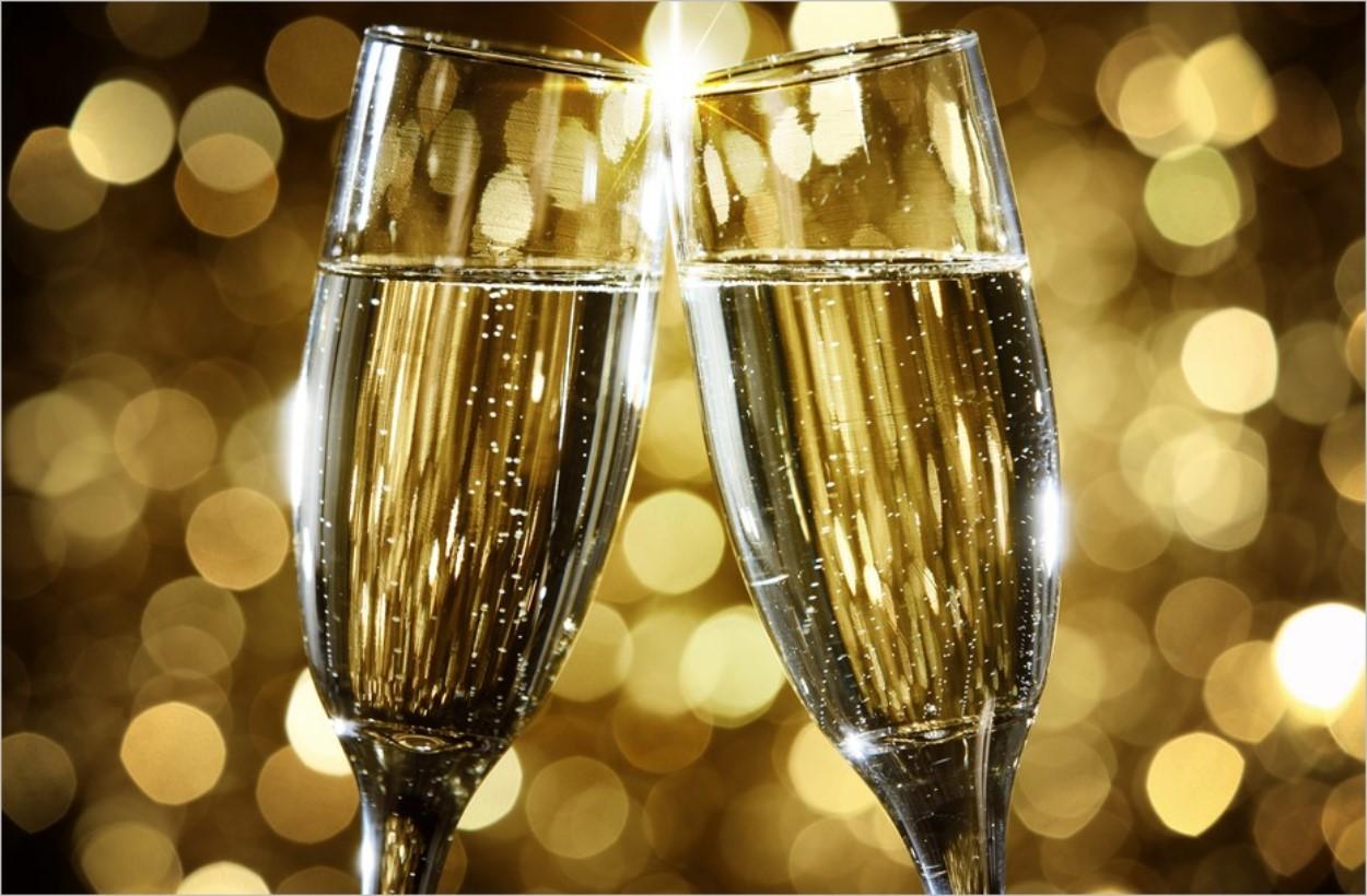 Flûtes à champagne