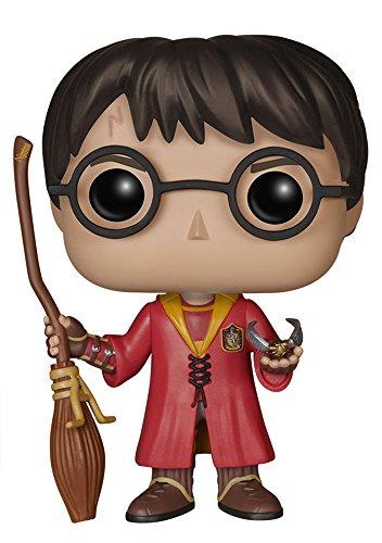 Funko Harry Potter en tenue de Quidditch