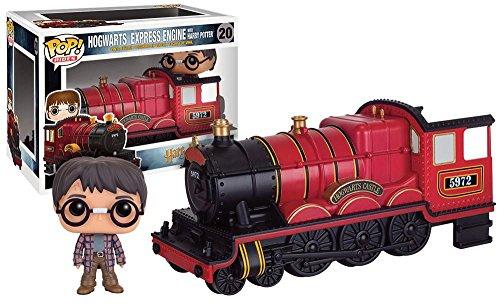 Funko Harry Potter dans le Poudlard Express