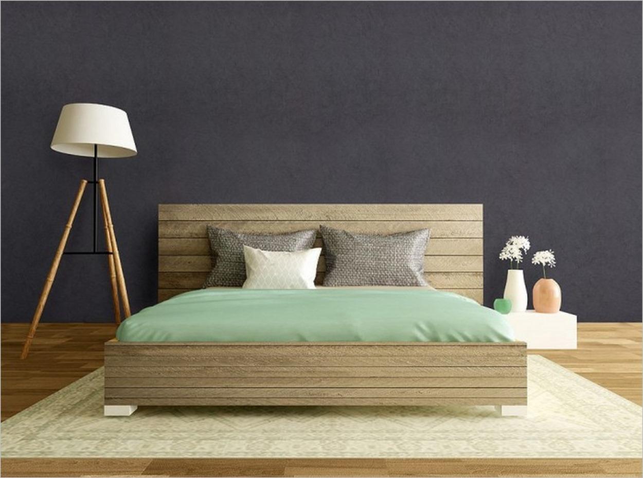 comment d corer un mur pour donner de la personnalit une pi ce. Black Bedroom Furniture Sets. Home Design Ideas