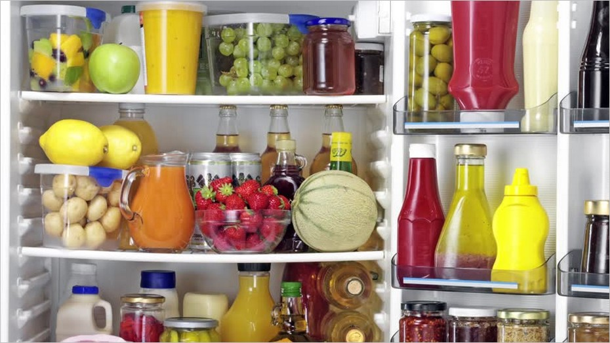 Comment ranger un frigo ? Les secrets d'un réfrigérateur bien organisé!