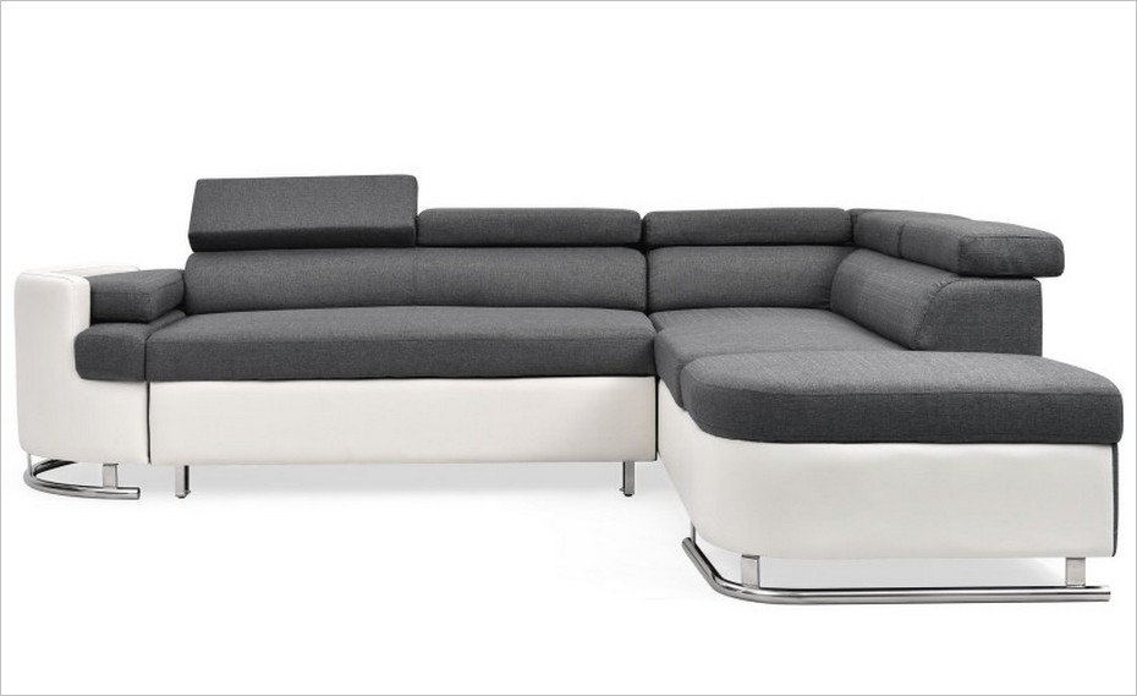 Le canapé d'angle convertible