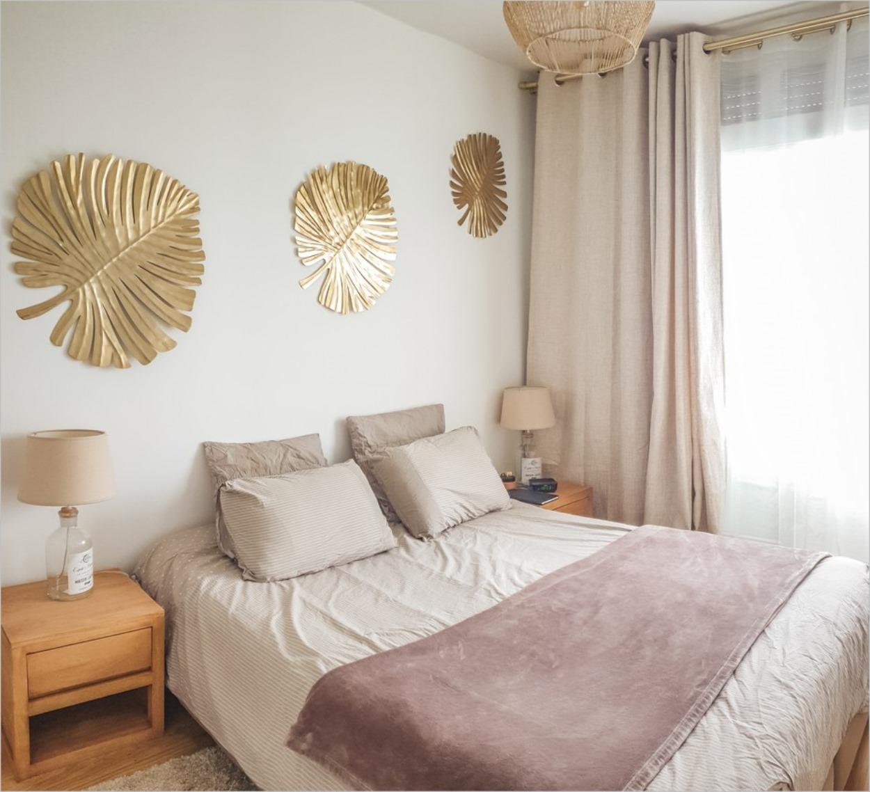 Chambre cosy pour un vrai lieu de repos